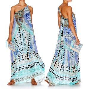NWT Camilla Andalusia Drawstring Convertible Dress